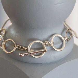 C+I Organic Toggle Bracelet
